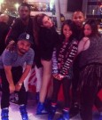 karrueche tran and friends
