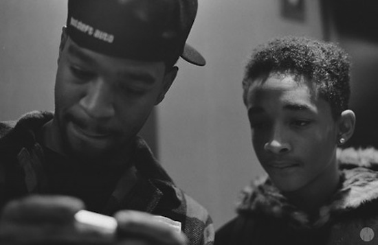 kid cudi and jaden smith pic