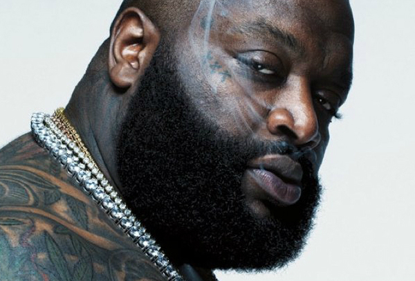 Rick Ross Hired 24-7 Armed Security Guards