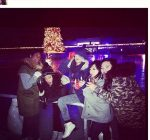 rihanna and friends pic