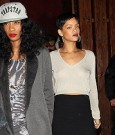 rihanna and melissa forde Las Palmas club