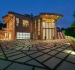 rihanna mansion inside pic