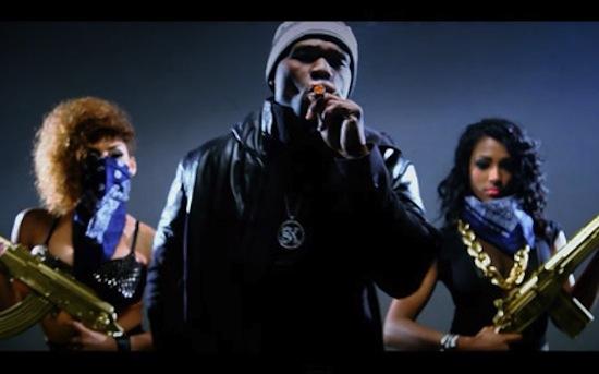 50 Cent major distribution