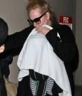Adele hiding baby