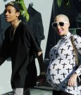 Amber Rose and Wiz Khalifa 1232013 2