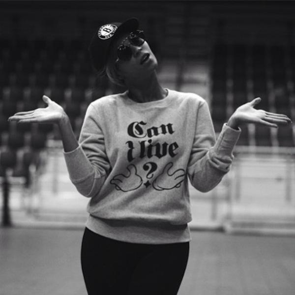 Beyonce Can I Live