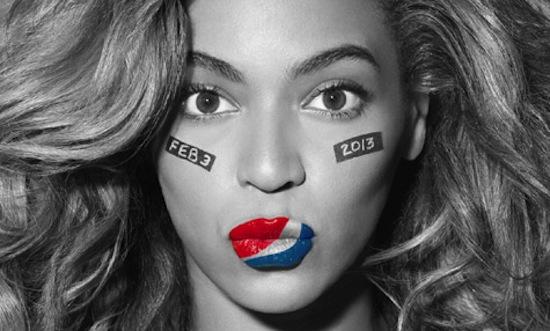Beyonce Pepsi pic