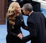 Beyone and President Obama 2013