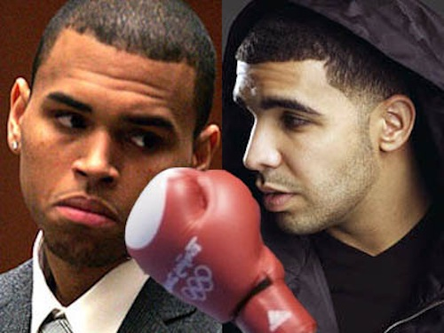 Chris Brown and Drake beef