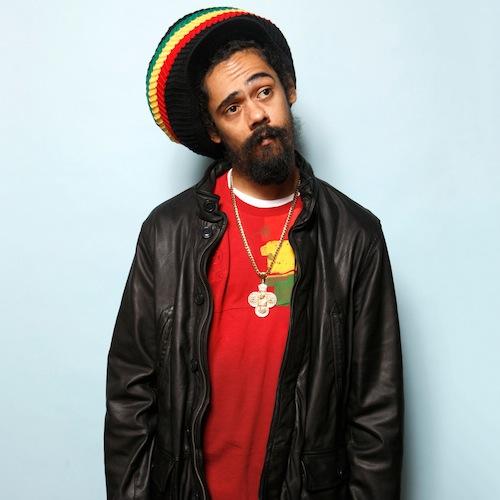 Damian Marley 2013