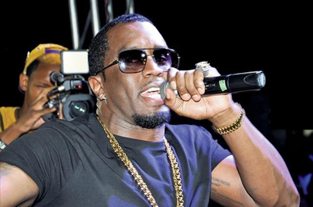 Diddy Jamaica 2013
