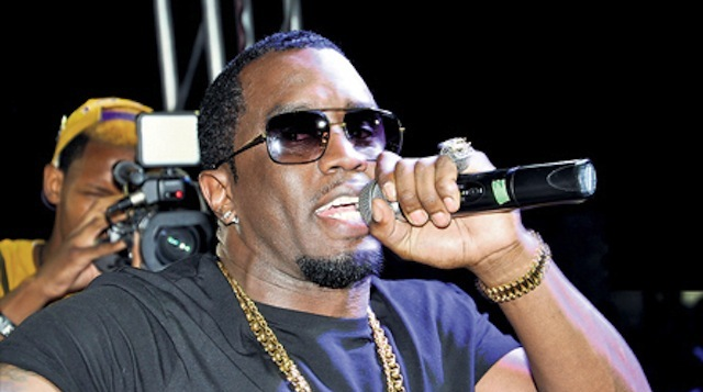 Diddy Jamaica 2013
