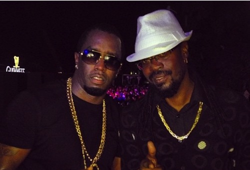 Diddy and Beenie Man