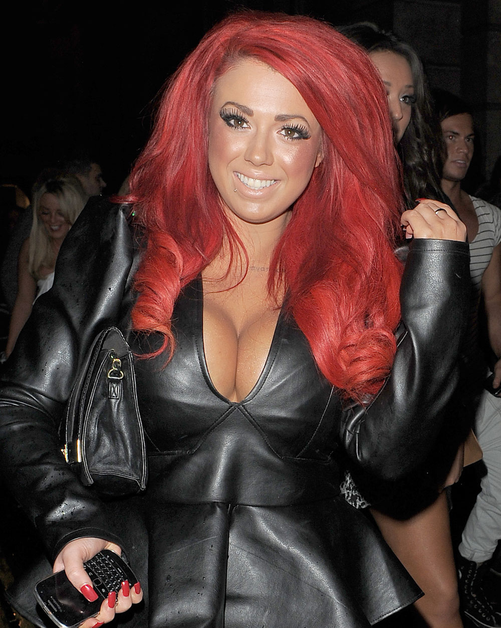 Holly Hagan 2013