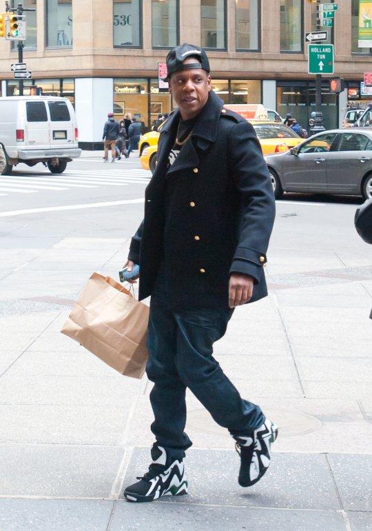 Jay-Z Reebok Kamikaze II