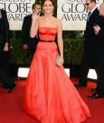Jennifer Lawrence golden globe 2013