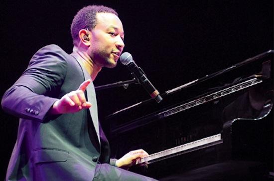 John Legend Jamaica Jazz Blues