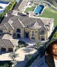 Kanye and Kim house pic