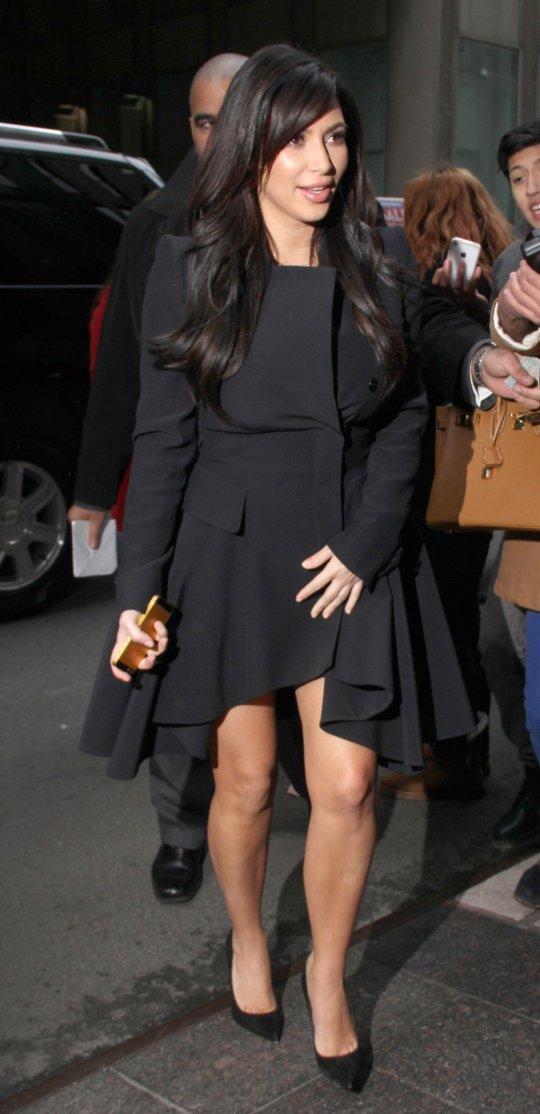 Kardashian at SiriusXM Radio