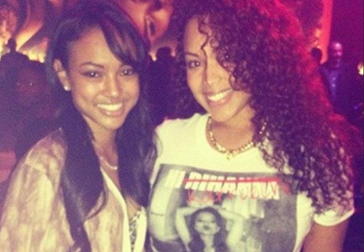 Karrueche Rihanna