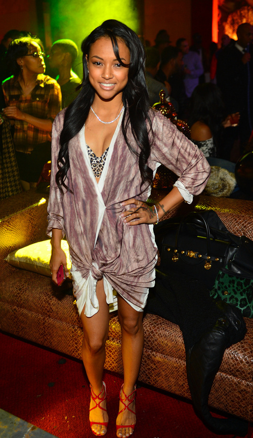 Karrueche Tran Fashion