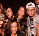 Karrueche Tran mag party