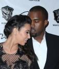 Kim Kardashian Kanye West 2013