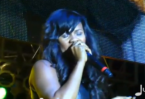 Lady Saw Rated Raw At The Reggae World Unity Fest [VIDEO