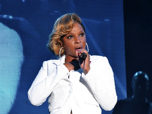 Mary J Blige Jamaica Jazz Blues