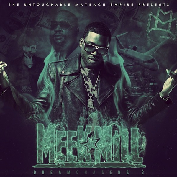Meek Mill Dreamchasers 3 cover art