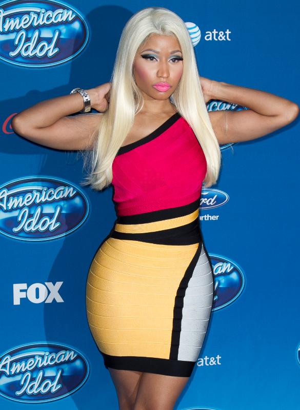 Nicki Minaj Am Idol