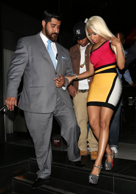 Nicki Minaj New boyfriend