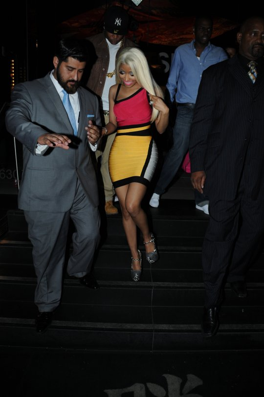 Nicki Minaj new man