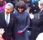 President Obama and Michelle 2013