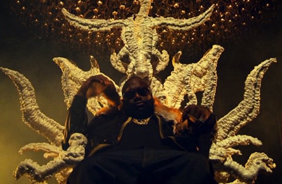 Rick Ross pirates video