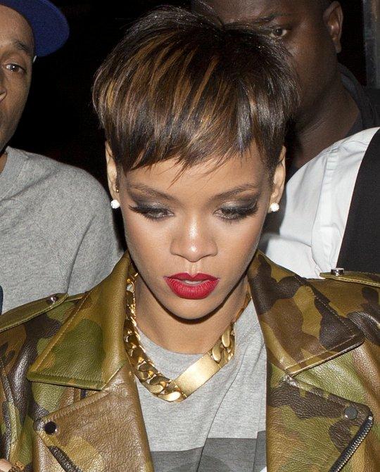 Rihanna 2013 file photo