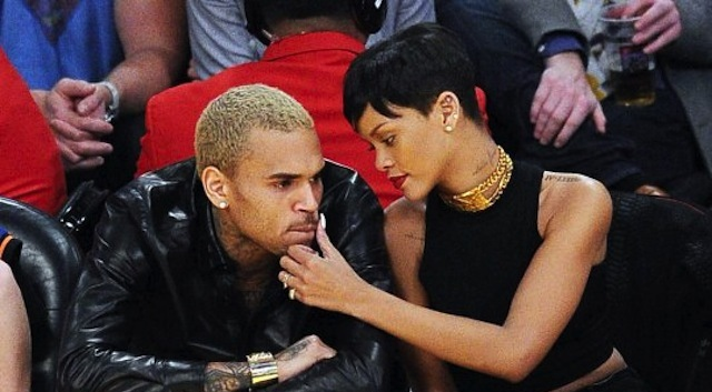 Rihanna Chris Brown 12013