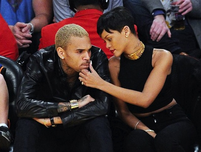 Rihanna Chris Brown relationship