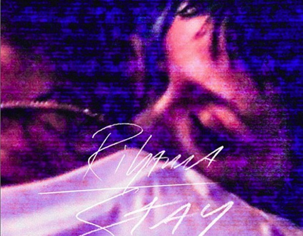 Rihanna Stay artwork