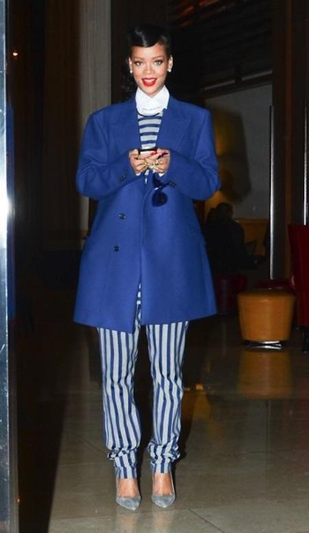 Rihanna fashion collection
