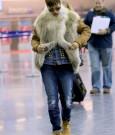 Rihanna fur