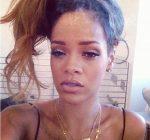 Rihanna hair 2013