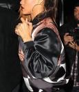 Rihanna ny clubbing 1