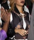 Rihanna ny clubbing