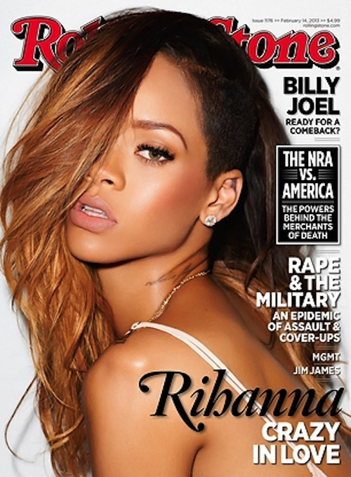Rihanna rolling stone cover 2013