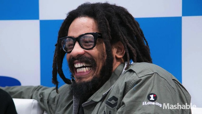 Rohan Marley Talks House Of Marley Tech Philosophy AT CES 2013