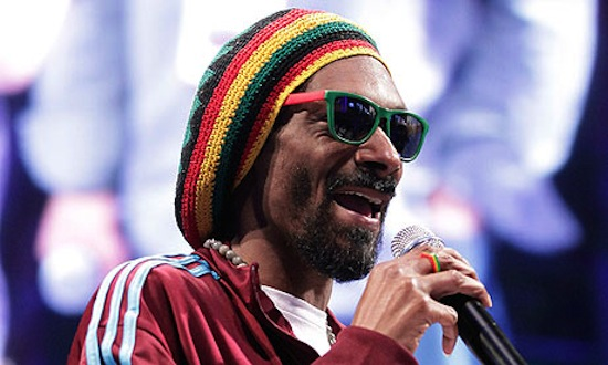 Snoop Dogg in 2012
