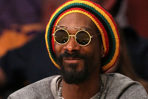 Snoop Lion Rasta