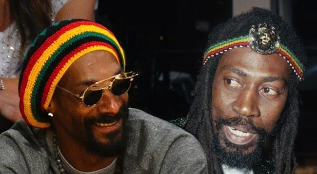 Snoop Lion Dreads 2014