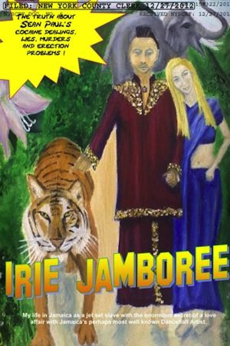 Susanne Persson book irie jamboree